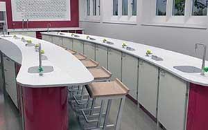 school science classrooms