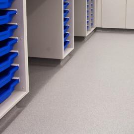 polyfloor XL lab flooring