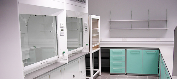 lab fume cupboards by interfocus