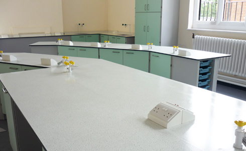 science classroom for schools & colleges