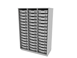 tall laboratory tray storage units