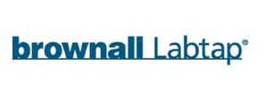brownall lab taps logo