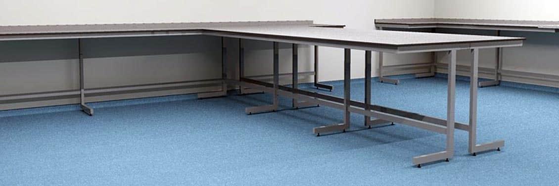 laboratory c frame bench system i1