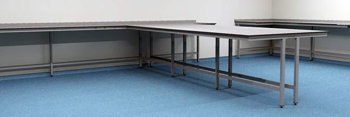 cantilever i3 laboratory frame system