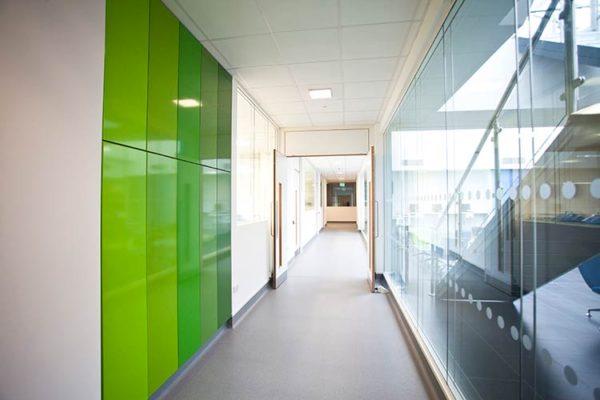 green corridor
