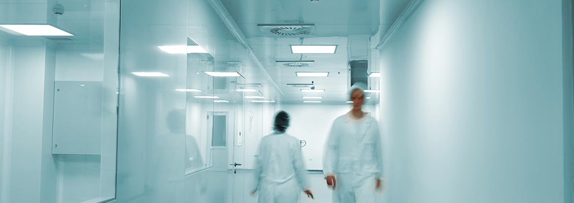 laboratory clean rooms
