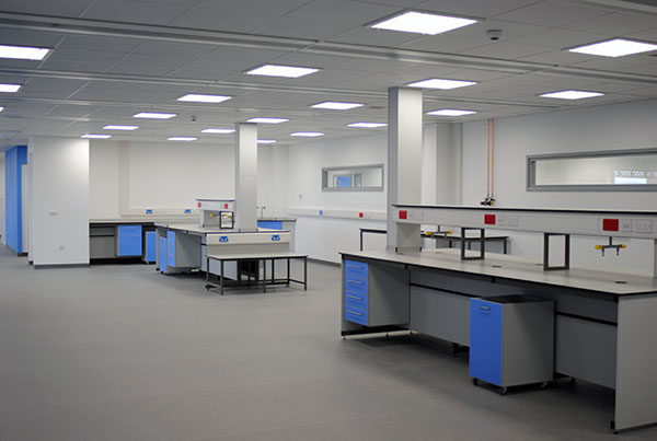 medical and hospital laboratory furniture