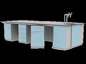 i classic range of lab furniture