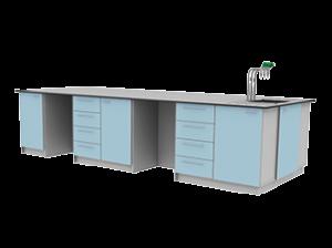 fixed laboratory furniture