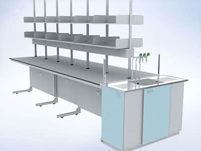 i1 c frame laboratory system