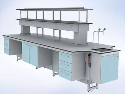 i4 suspended frame laboratory system