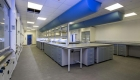 commercial research laboratory install