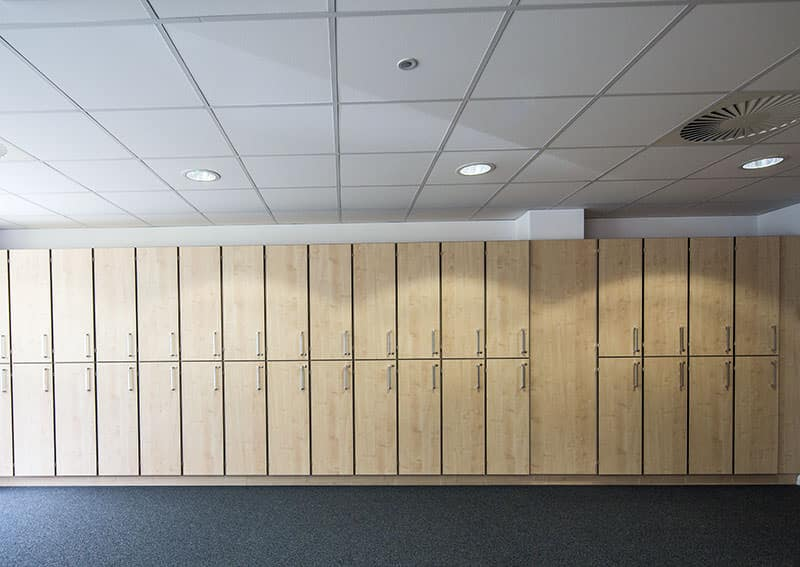 locker storage solutions