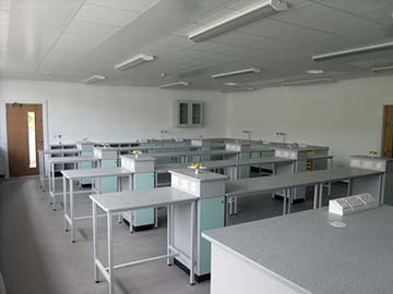loughborough science classroom lab furniture