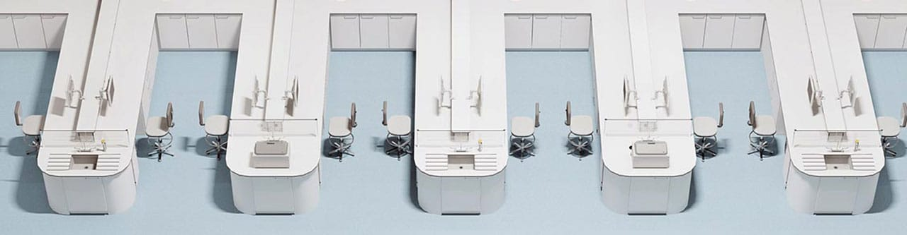 laboratory furniture design and planning solutions from interfocus