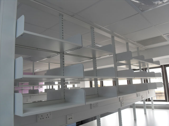 Storage in Research Laboratory