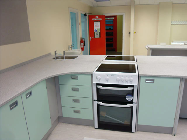 Food Tech Fit Out