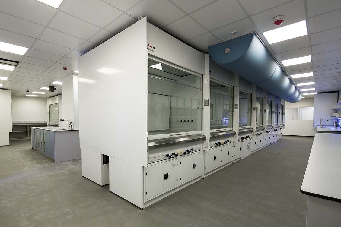 Laboratory Installation - Turnkey Project
