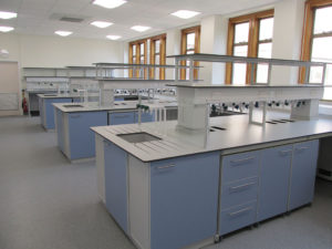 lab refurbishment solution