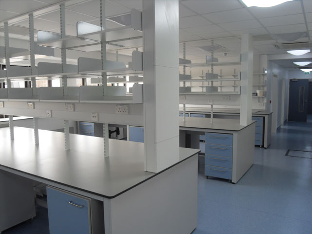 Layout Of Research Lab