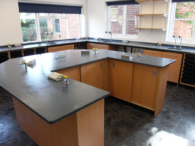 Classroom Fit Out - Science