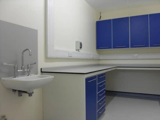 Laboratory Workspace
