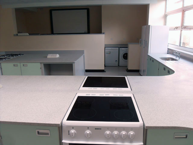 Food Tech Classroom Layout