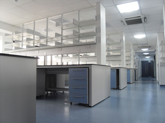 Pharmacy Lab Installation