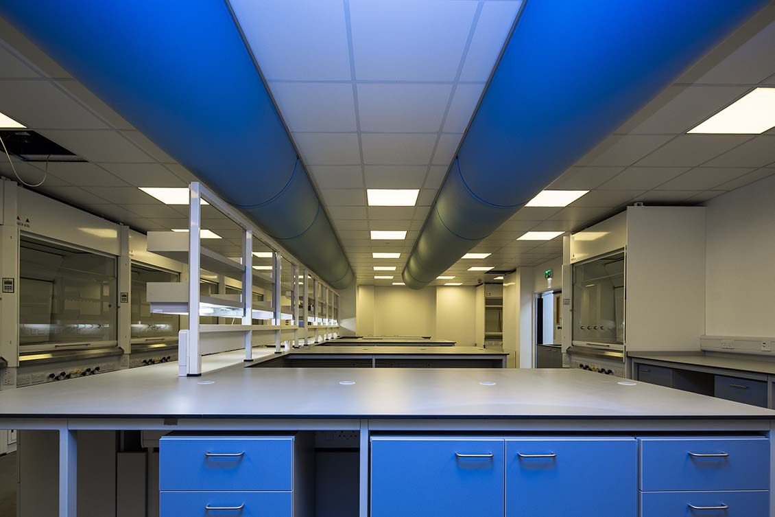 research facility laboratory