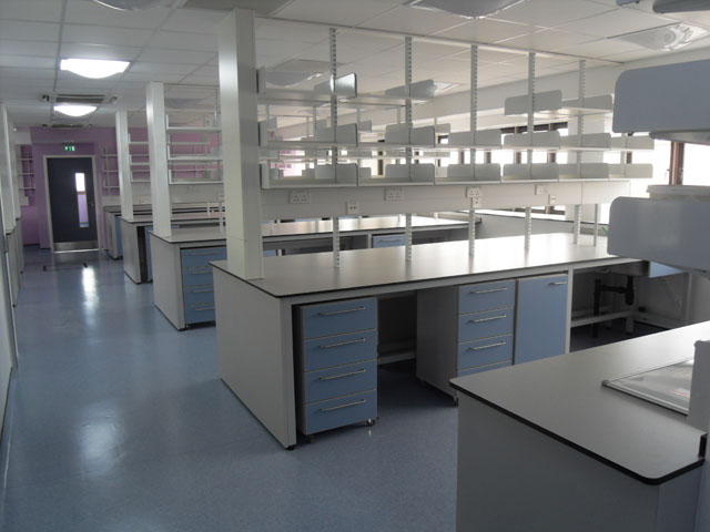 Laboratory Fit Out
