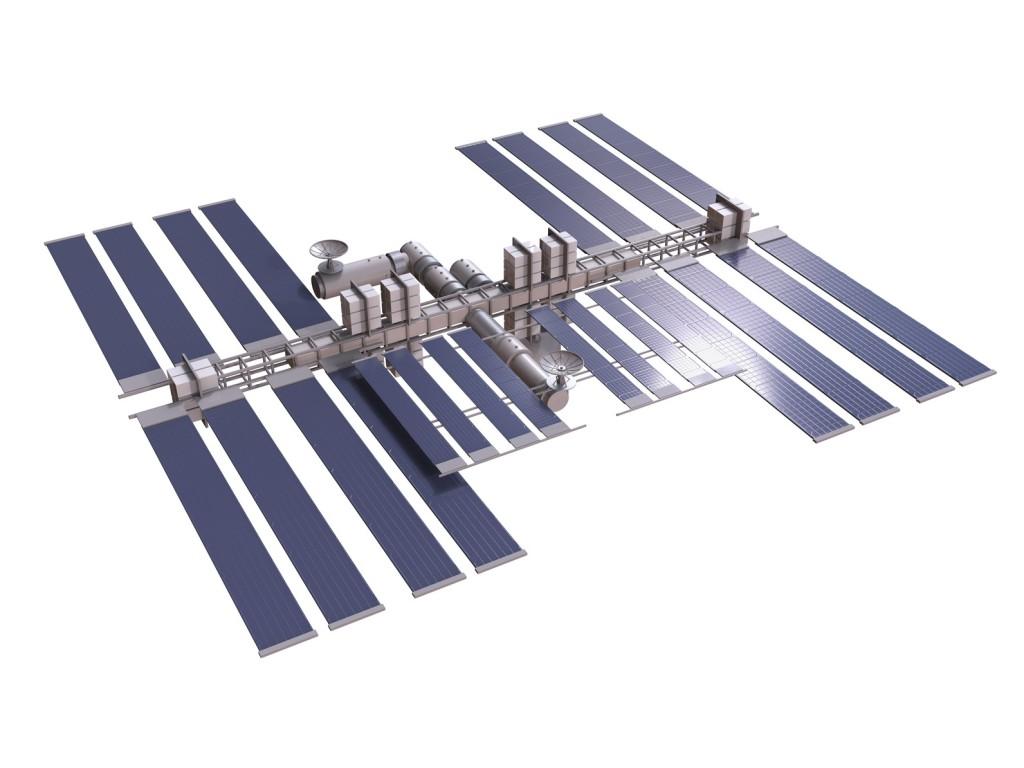 space station laboratory furniture