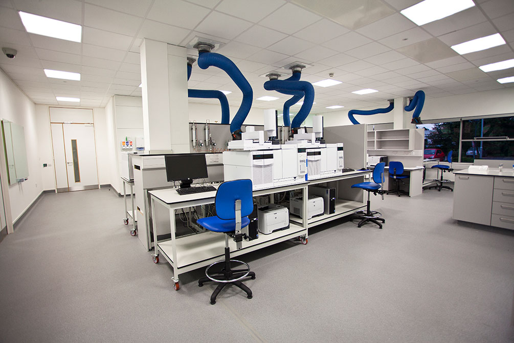 LAB FURNITURE MANUFACTURE AND INSTALLATION