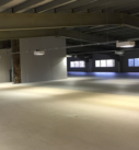 new mezzanine floor plant room