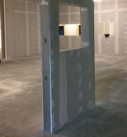 partition walls for laboratories and offices