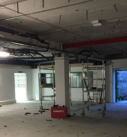 construction and installation of M&E services