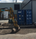 external ground works