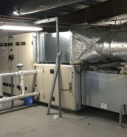plant room for lab