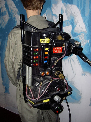 How To Make Your Own Proton Pack