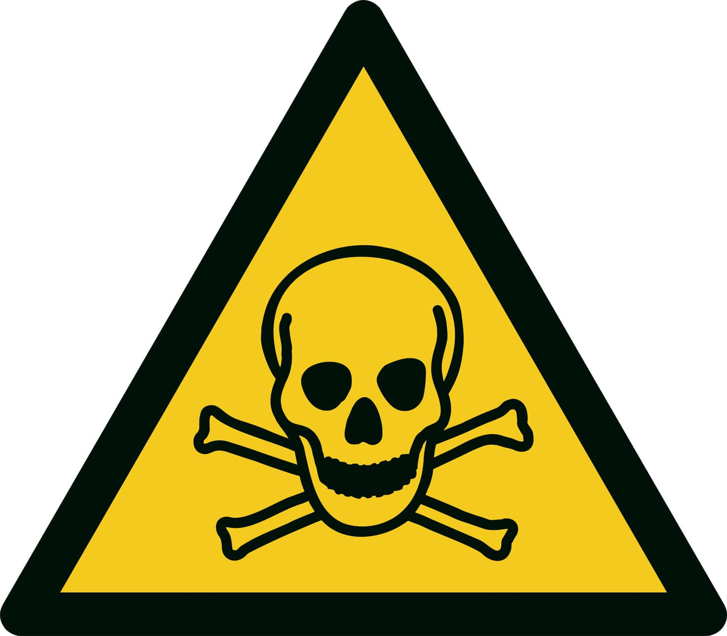 A visual guide to science safety symbols in a laboratory substances that can prove harmful to individuals if inhaled and ingested or if contact is made with the skin the effects of the toxic material depend biocorpaavc